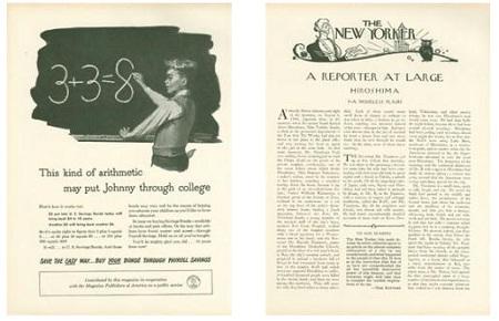 Hiroshisma en New Yorker